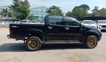 2007 – VIGO 4WD 3.0G MT DOUBLE CAB BLACK – 1502 full