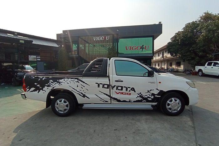 2015 – VIGO 2WD 2.5J MT STANDARD WHITE – 2431 full
