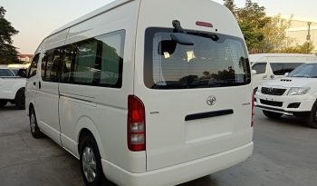 2014 – TOYOTA 2WD 3.0 MT COMMUTER WHITE – 1060 full