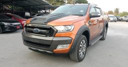 2016 – FORD 4WD 3.2 AT DOUBLE CAB ORANGE – 4554