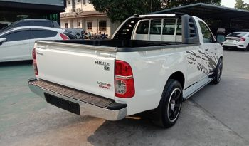 2014 – VIGO 2WD 2.7J MT STANDARD WHITE – 4891 full