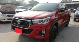 2018 – REVO ROCCO 4WD 2.8G AT DOUBLE CAB RED – 4959
