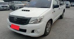2014 – VIGO 2WD 2.5J MT STANDARD WHITE – 5513