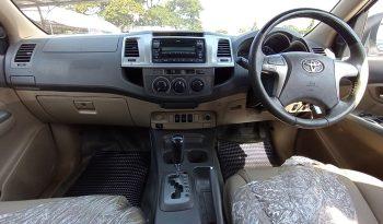 2014 – TOYOTA 2WD 2.5V AT FORTUNER WHITE – 569 full
