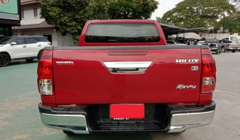 2015 – REVO 4WD 2.8G MT DOUBLE CAB RED – 703 full