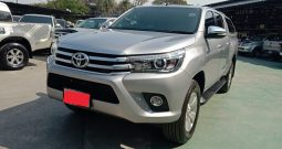 2017 – REVO 4WD 2.8G AT DOUBLE CAB SILVER – 8920