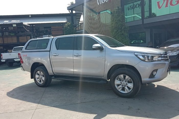 2017 – REVO 4WD 2.8G AT DOUBLE CAB SILVER – 8920 full