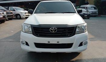 2014 – VIGO 2WD 2.7J MT STANDARD WHITE – 9506 full