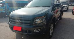 2015 – FORD 4WD 3.2 AT DOUBLE CAB DARK GREY – 9703