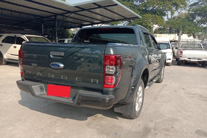 2015 – FORD 4WD 3.2 AT DOUBLE CAB DARK GREY – 9703 full