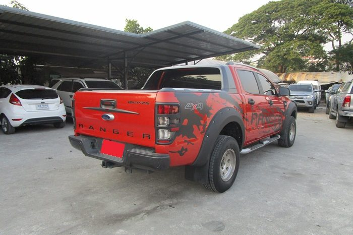2015 – FORD 4WD 3.2 AT DOUBLE CAB ORANGE – 4697 full