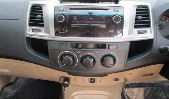2014 – VIGO 2WD 2.5E AT SMART CAB SILVER – 2780 full