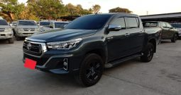 2016 – REVO 4WD 2.8G AT DOUBLE CAB DARK GREY – 7841