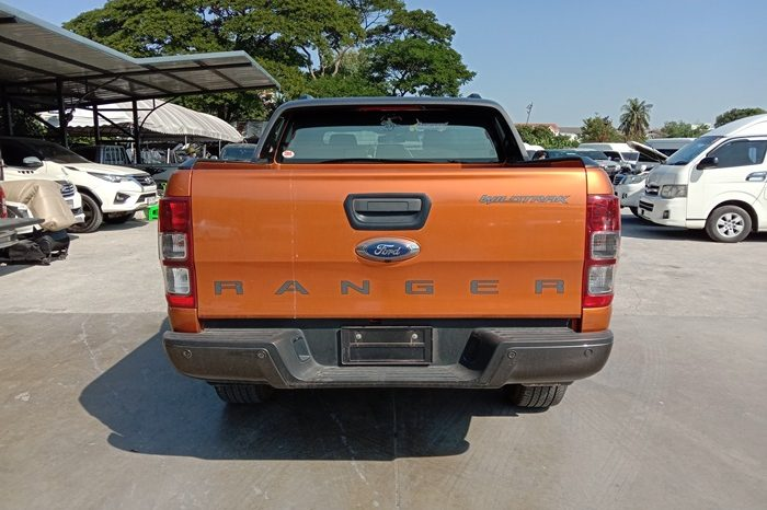 2016 – FORD 4WD 3.2 AT DOUBLE CAB ORANGE – 4554 full