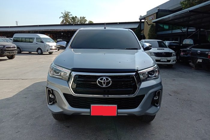 2015 – REVO 4WD 2.8G AT DOUBLE CAB SILVER – 8231 full