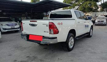 2018 – REVO 4WD 2.8G AT DOUBLE CAB WHITE – 8408 full