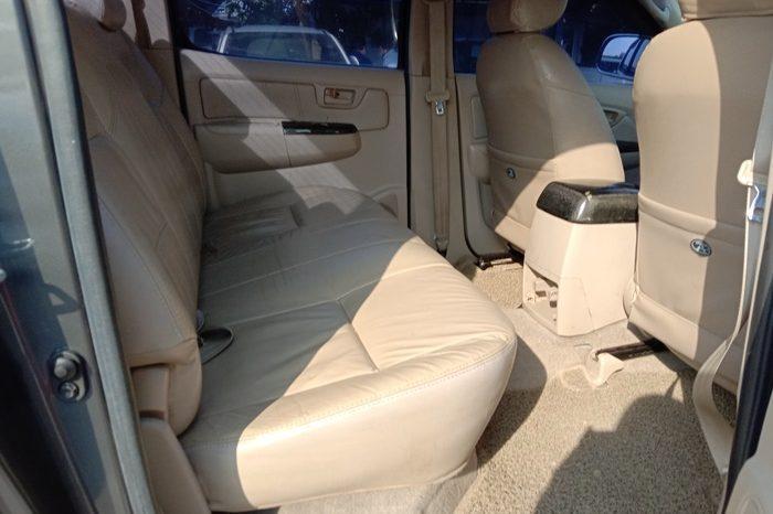 2008 – VIGO 4WD 3.0G AT DOUBLE CAB SILVER – 3606 full
