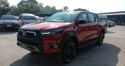 BRAND NEW 2021 – REVO ROCCO 4WD 2.8G AT DOUBLE CAB RED – 5476