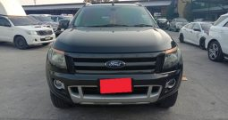 2015 – FORD 4WD 3.2 AT DOUBLE CAB BLACK – 4888