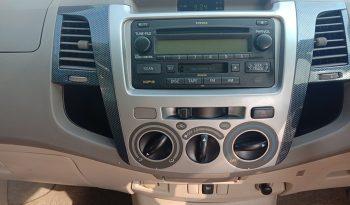 2008 – VIGO 4WD 3.0G AT DOUBLE CAB BLACK – 2102 full