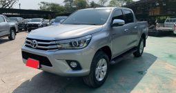 2017 – REVO 4WD 2.8G AT DOUBLE CAB SILVER – 1810