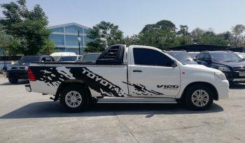 2015 – VIGO 2WD 2.5J MT STANDARD WHITE – 2139 full