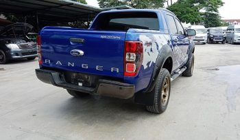 2015 – FORD 4WD 3.2 AT DOUBLE CAB BLUE – 3914 full