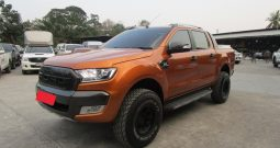 2016 – FORD 4WD 3.2 AT DOUBLE CAB ORANGE – 6229