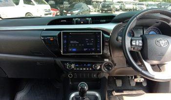 2016 – REVO 4WD 2.8G MT DOUBLE CAB WHITE – 8501 full