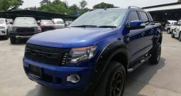 2015 – FORD 4WD 3.2 AT DOUBLE CAB BLUE – 3914