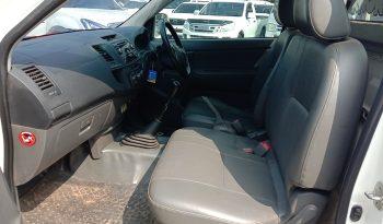 2014 – VIGO 2WD 2.5J MT STANDARD WHITE – 6266 full