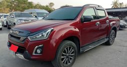 2018 – ISUZU 4WD 3.0 AT DOUBLE CAB RED – 9972