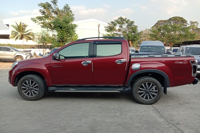 2018 – ISUZU 4WD 3.0 AT DOUBLE CAB RED – 9972 full