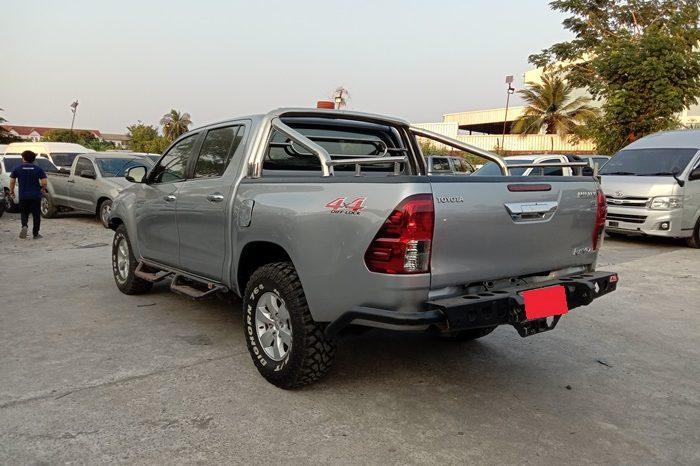 2017 – REVO 4WD 2.8G MT DOUBLE CAB SILVER – 9030 full