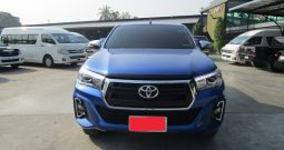 2016 – REVO 4WD 2.8G AT DOUBLE CAB BLUE – 7961