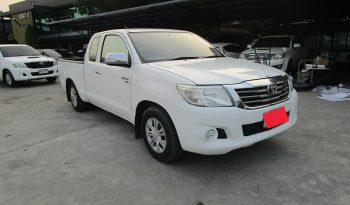 2011 – VIGO 2WD 2.7J MT SMART CAB WHITE – 6682 full