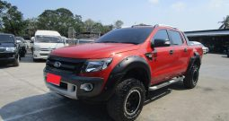 2014 – FORD 4WD 3.2 AT DOUBLE CAB ORANGE – 644