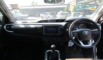 2017 – REVO 2WD 2.7E MT SMART CAB WHITE – 1454 full
