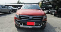 2015 – FORD 4WD 3.2 AT DOUBLE CAB ORANGE – 6574