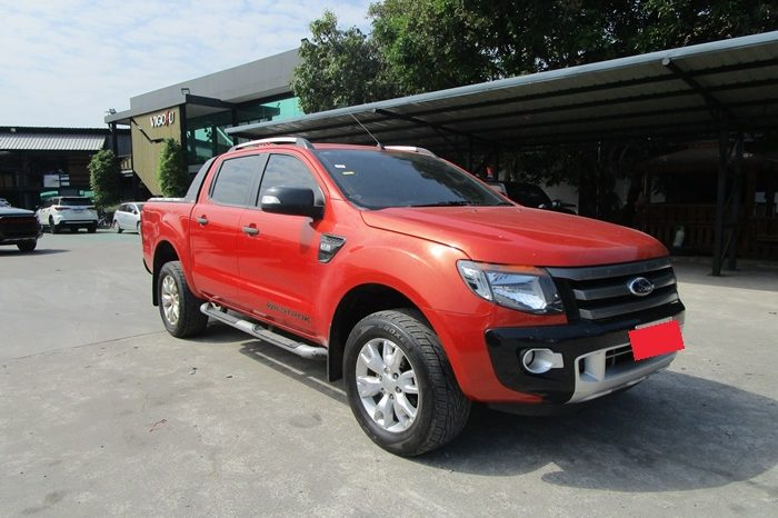 2015 – FORD 4WD 3.2 AT DOUBLE CAB ORANGE – 6574 full