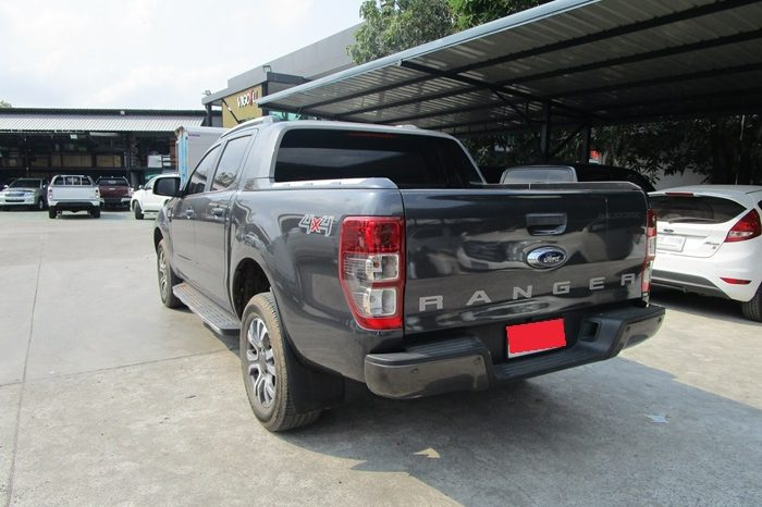 2017 – FORD 4WD 3.2 AT DOUBLE CAB DARK GREY –3969 full