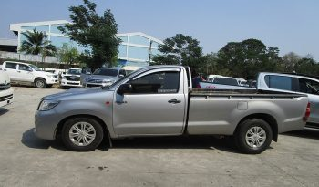 2015 – VIGO 2WD 2.5J MT STANDARD SILVER – 2653 full