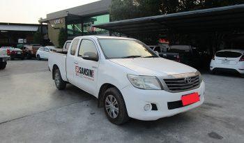 2014 – VIGO 2WD 2.7J MT SMART CAB WHITE – 2170 full
