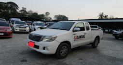 2014 – VIGO 2WD 2.7J MT SMART CAB WHITE – 2170