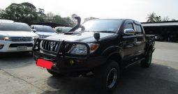 2007 – VIGO 4WD 3.0G MT DOUBLE CAB BLACK – 7971