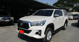 2017 – REVO 4WD 2.8G AT DOUBLE CAB WHITE – 5648