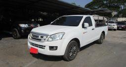 2014 – ISUZU 2WD 2.5 MT STANDARD WHITE – 2559