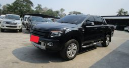 2015 – FORD 4WD 3.2 AT DOUBLE CAB BLACK – 9666