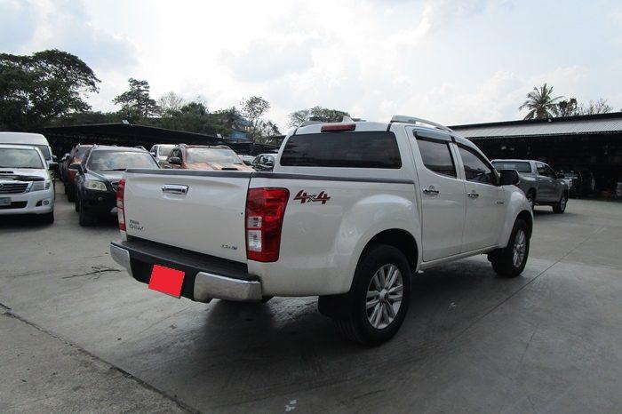 2017 – ISUZU 4WD 3.0 AT DOUBLE CAB WHITE – 4543 full