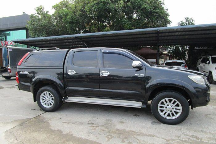 2014 – VIGO 2WD 2.5E AT DOUBLE CAB BLACK – 5488 full